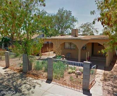 Chandler AZ Single Family Home For Sale: $119,900