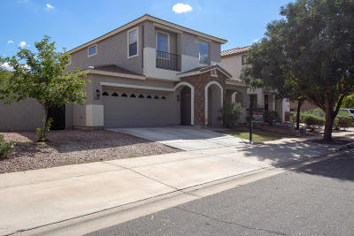 Gilbert Single Family Home For Sale: 4137 E Trigger Way