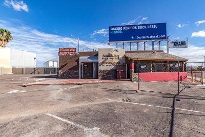 Phoenix Commercial For Sale: 2248 W Grand Avenue