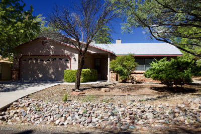 Sedona Single Family Home For Sale: 225 Palo Verde Circle