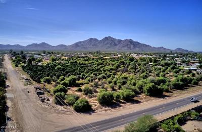 Queen Creek Residential Lots & Land For Sale: 18700 E San Tan Boulevard