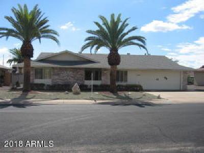 Sun City West Single Family Home For Sale: 13039 W Foxfire Drive
