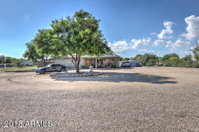 Gilbert Single Family Home For Sale: 21628 S Greenfield Road