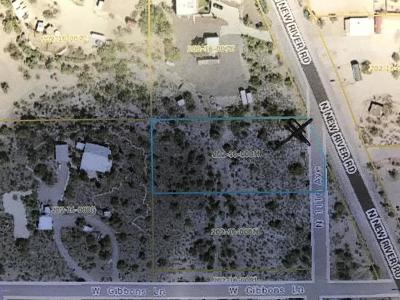 Phoenix Residential Lots & Land For Sale: 4701x N New River Road
