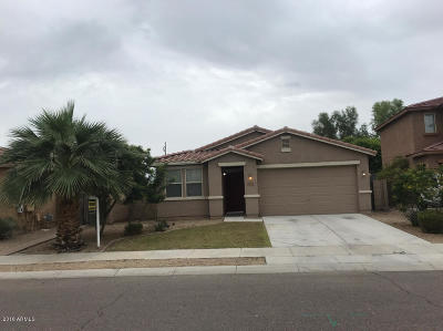 Goodyear Rental For Rent: 17713 W Maricopa Street