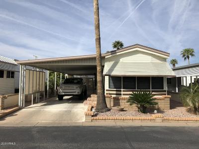Mesa AZ Single Family Home For Sale: $99,995