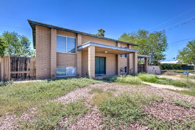 Phoenix Single Family Home For Sale: 1123 E Brown Street