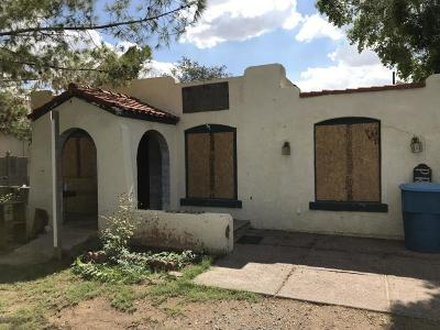 Phoenix Single Family Home For Sale: 2913 E Monroe Street