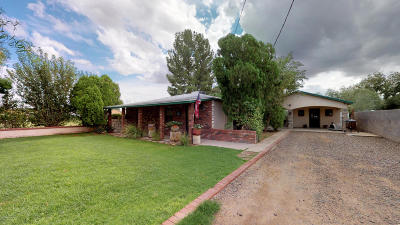 Phoenix Single Family Home For Sale: 703 W Gregory Road