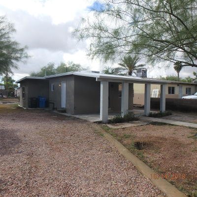 Phoenix AZ Single Family Home For Sale: $160,000