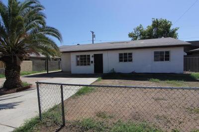 Phoenix Single Family Home For Sale: 2717 W Rose Lane