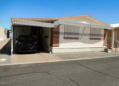 Surprise Mobile/Manufactured For Sale: 17200 W Bell Road #1659