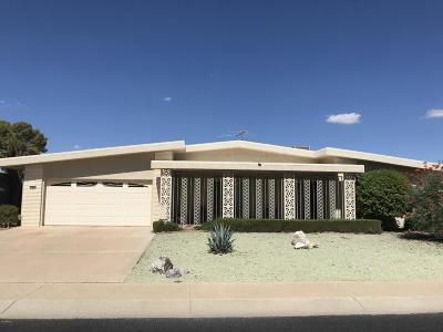 Sun City Rental For Rent: 10842 W Hibiscus Drive