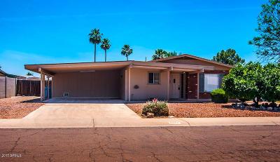 Phoenix Rental For Rent: 4207 W Mission Lane