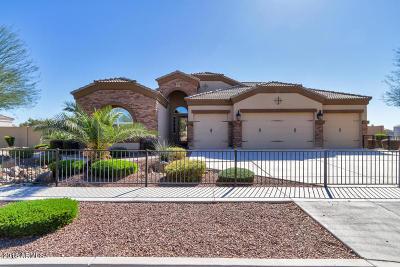 Glendale Single Family Home For Sale: 8373 W Missouri Avenue