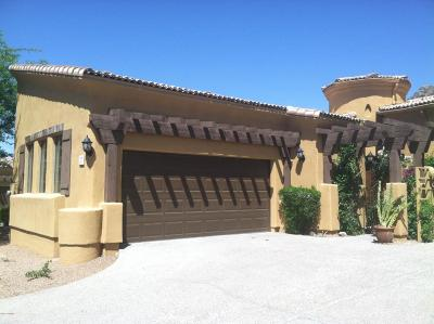 Gold Canyon Rental For Rent: 5370 S Desert Dawn Drive #27