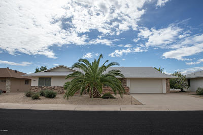 Sun City West AZ Single Family Home For Sale: $235,000
