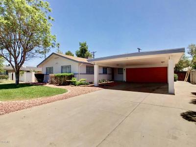 Phoenix Single Family Home For Sale: 6111 N 22nd Drive
