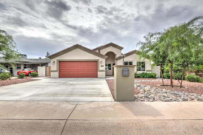 Phoenix Single Family Home For Sale: 2231 E Mitchell Drive