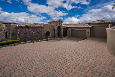 Fountain Hills Single Family Home For Sale: 9115 N Horizon Trail