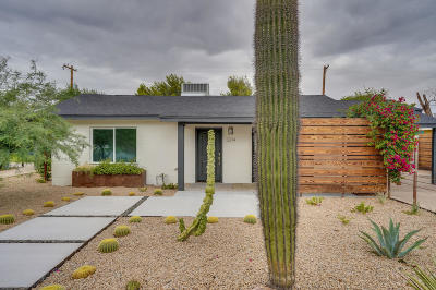 Phoenix Single Family Home For Sale: 3214 E Clarendon Avenue