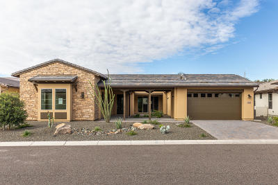 Wickenburg Single Family Home For Sale: 3588 Stampede Drive