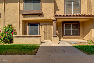 Phoenix Condo/Townhouse For Sale: 4601 N 102nd Avenue #1099