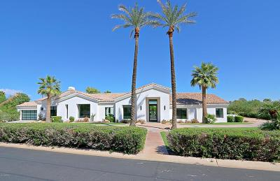 Paradise Valley Single Family Home For Sale: 6624 E Stallion Road