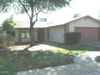 Glendale Rental For Rent: 4914 W Puget Avenue