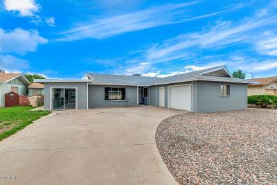 Glendale Single Family Home For Sale: 4329 W Rose Lane