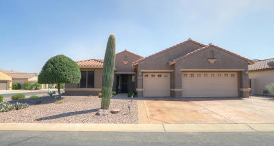 Eloy Single Family Home For Sale: 5409 N Blythe Lane