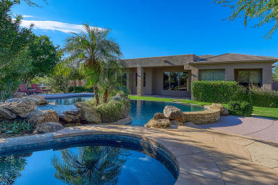 Scottsdale Single Family Home For Sale: 6319 E Ironwood Drive