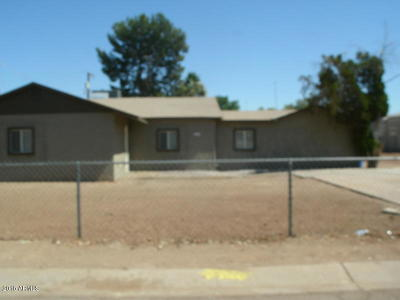 Phoenix Rental For Rent: 2508 W Hayward Avenue