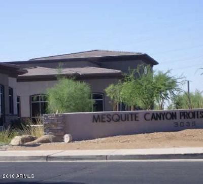 Mesa Commercial For Sale: 3035 S Ellsworth Road #111