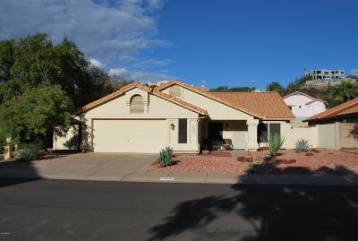 Phoenix AZ Single Family Home For Sale: $337,500