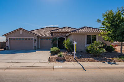 Casa Grande Single Family Home For Sale: 473 E Shellie Court