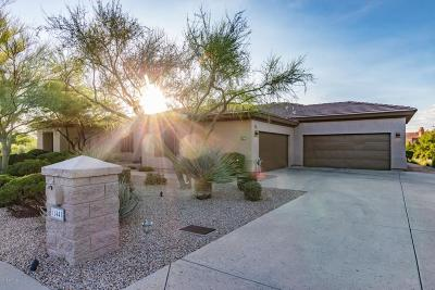 Scottsdale Single Family Home For Sale: 11448 E Four Peaks Road
