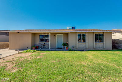 Phoenix Single Family Home For Sale: 2618 N 46th Avenue