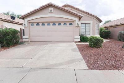Phoenix Rental For Rent: 3331 W Via Del Sol Drive