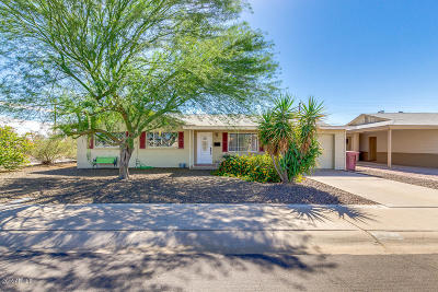 Scottsdale Single Family Home For Sale: 7917 E Belleview Street