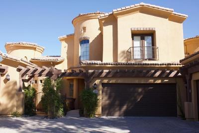 Toscano Villas Rental For Rent: 5370 S Desert Dawn Drive #38