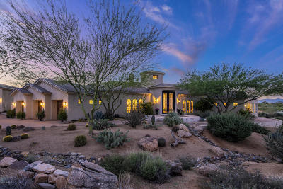 Scottsdale Single Family Home For Sale: 33226 N 142nd Street