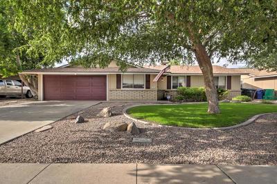 Mesa AZ Single Family Home For Sale: $349,000