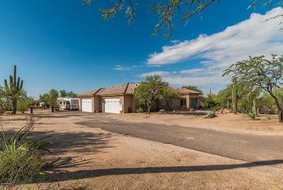Scottsdale Single Family Home For Sale: 5715 E Pinnacle Vista Drive