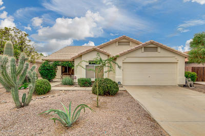 Tempe Single Family Home For Sale: 5022 S Roosevelt Street