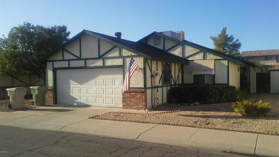 Glendale Single Family Home For Sale: 6610 W Poinsettia Drive
