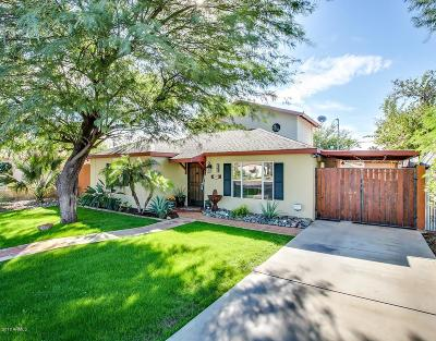 Phoenix Single Family Home For Sale: 1417 E Monte Vista Road