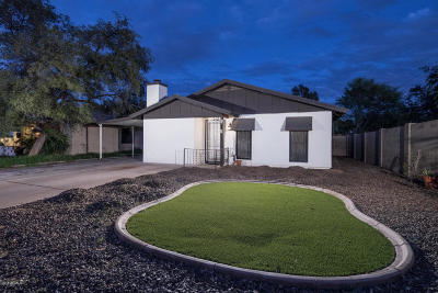 Phoenix AZ Single Family Home For Sale: $269,500