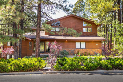 Flagstaff Single Family Home For Sale: 1545 W University Heights Drive S