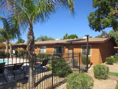 Phoenix Condo/Townhouse For Sale: 3402 N 32nd Street #117